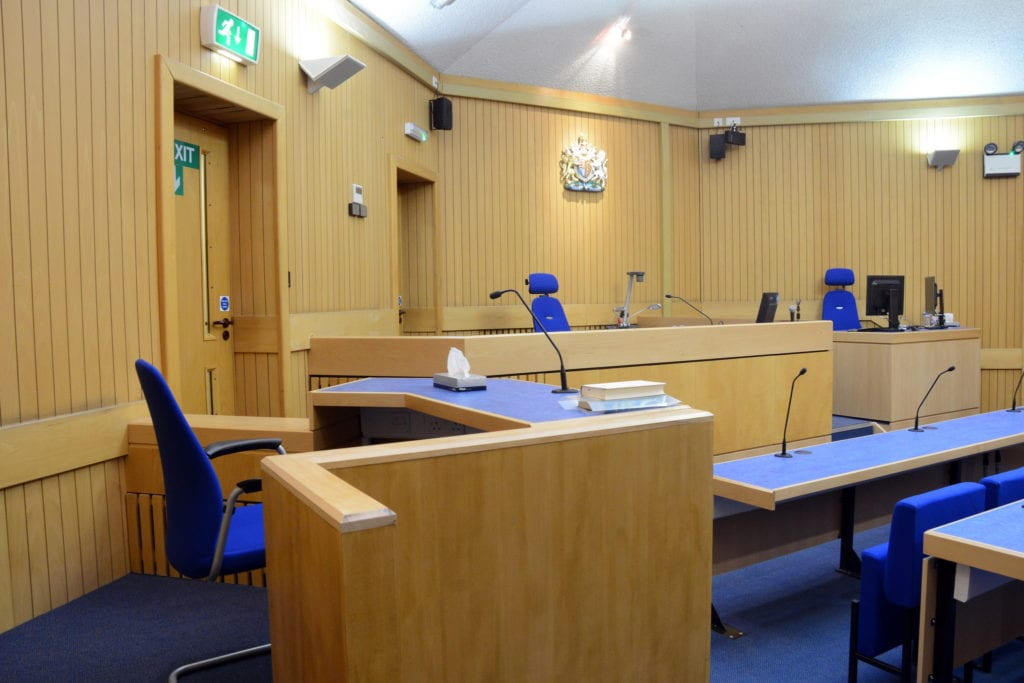 best practices for the courtroom