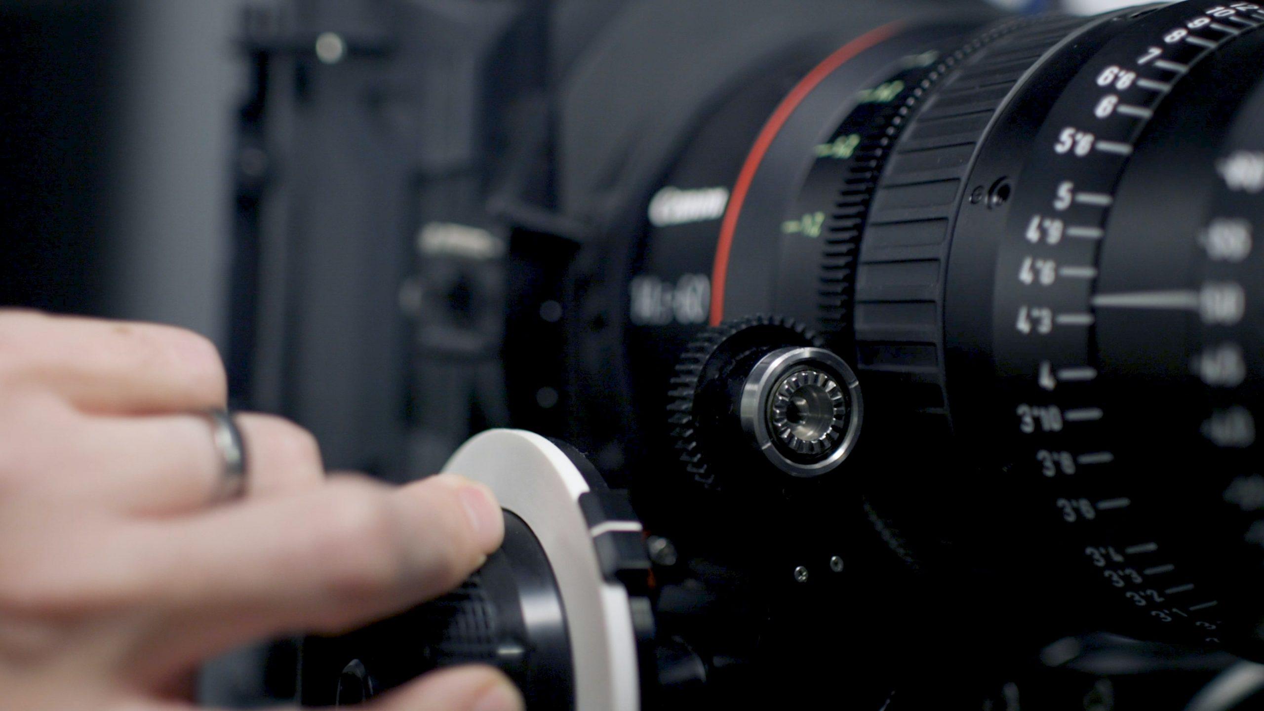 Adjusting video camera for legal videography